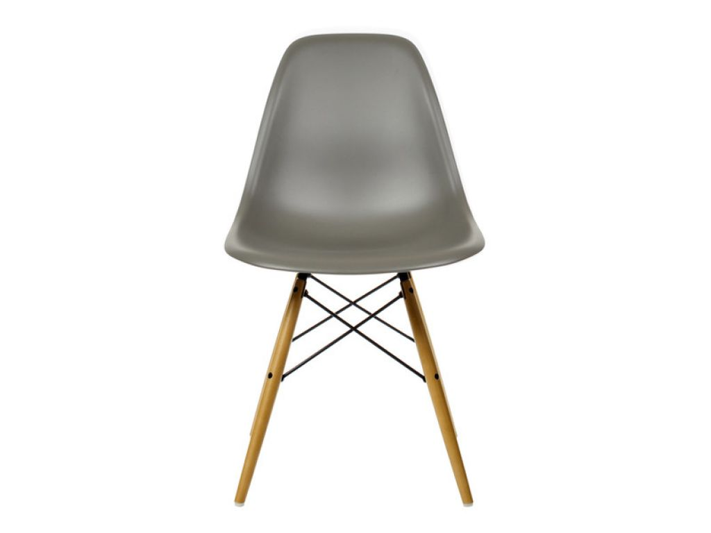 Eames Plastic Side Chair DSR, DSW